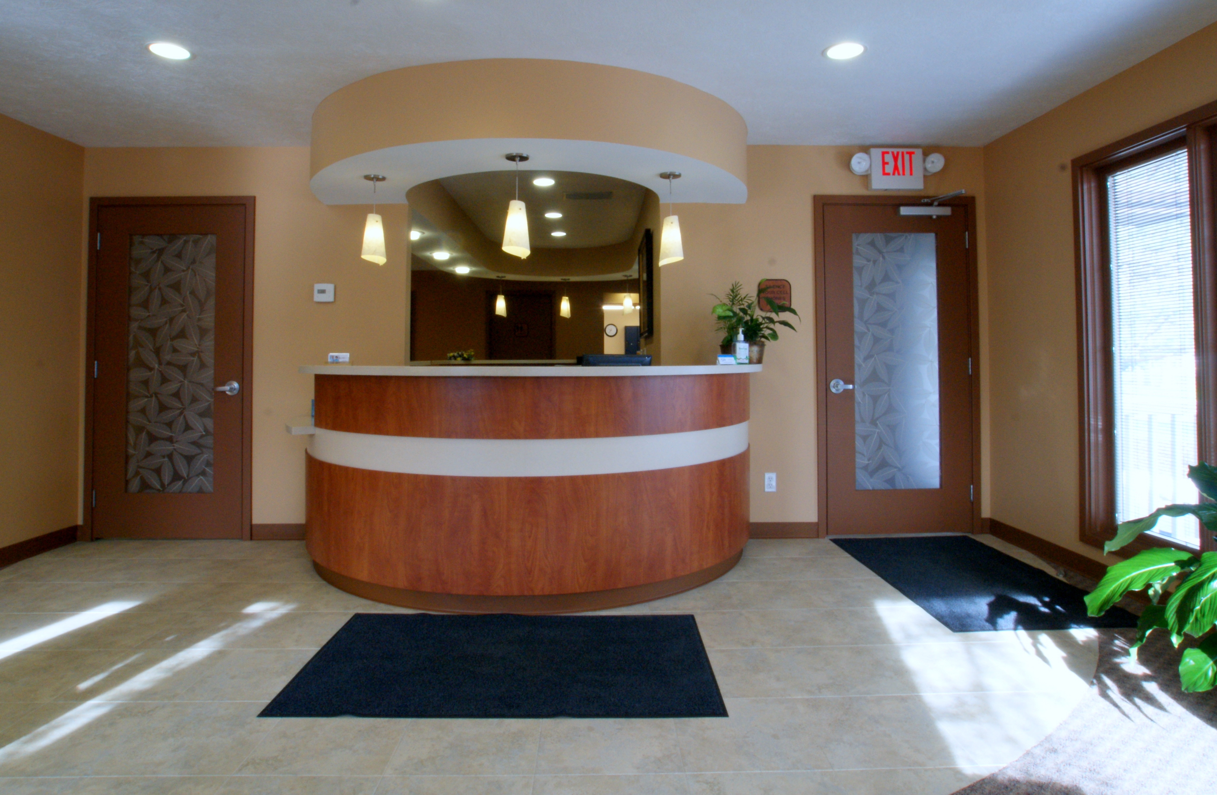 Quick Look at a Dental Office Design Element - Küster Dental Weblog